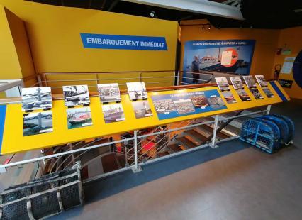 Exposition Embarquement Immédiat: Histoire du port du Guilvinec