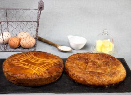 Gâteau breton et Kouign Amann