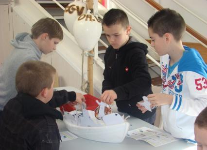 Atelier Marin pêcheur