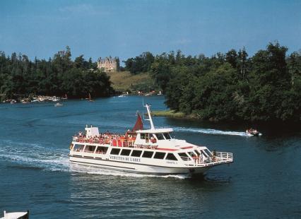 bateau des Vedettes de l'Odet
