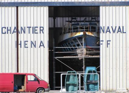 Chantier naval Hénaff